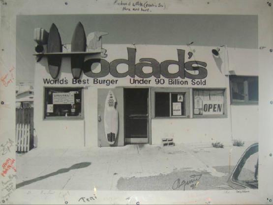 Hodads Ocean Beach San Diego History