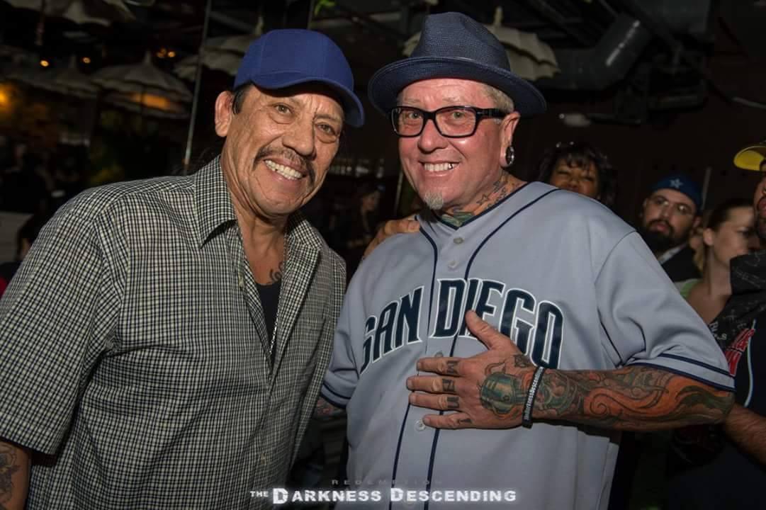 Mike Hardin & Danny Trejo
