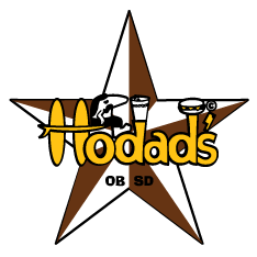 Hodads Star in Throwback colors