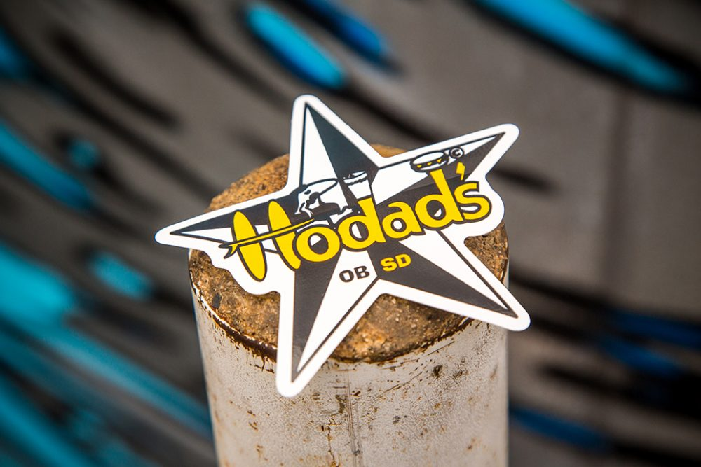 Hodads-Sticker