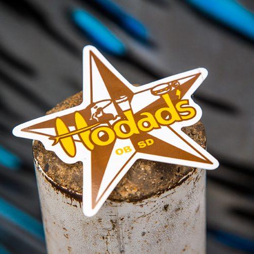 Hodads-Sticker