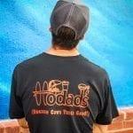 """Hodads """"Because Cows Taste Good"""" Tshirt"""
