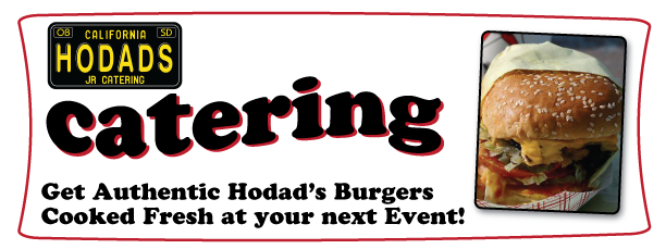 Hodad's Catering San Diego