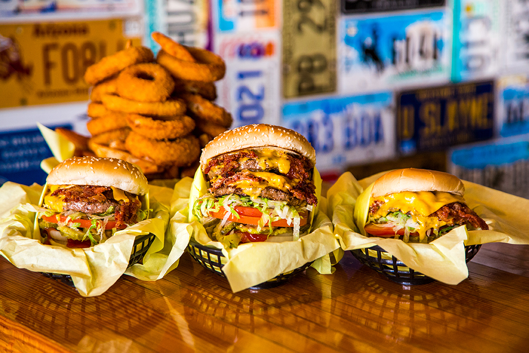 Hodads Burgers and Onion Rings