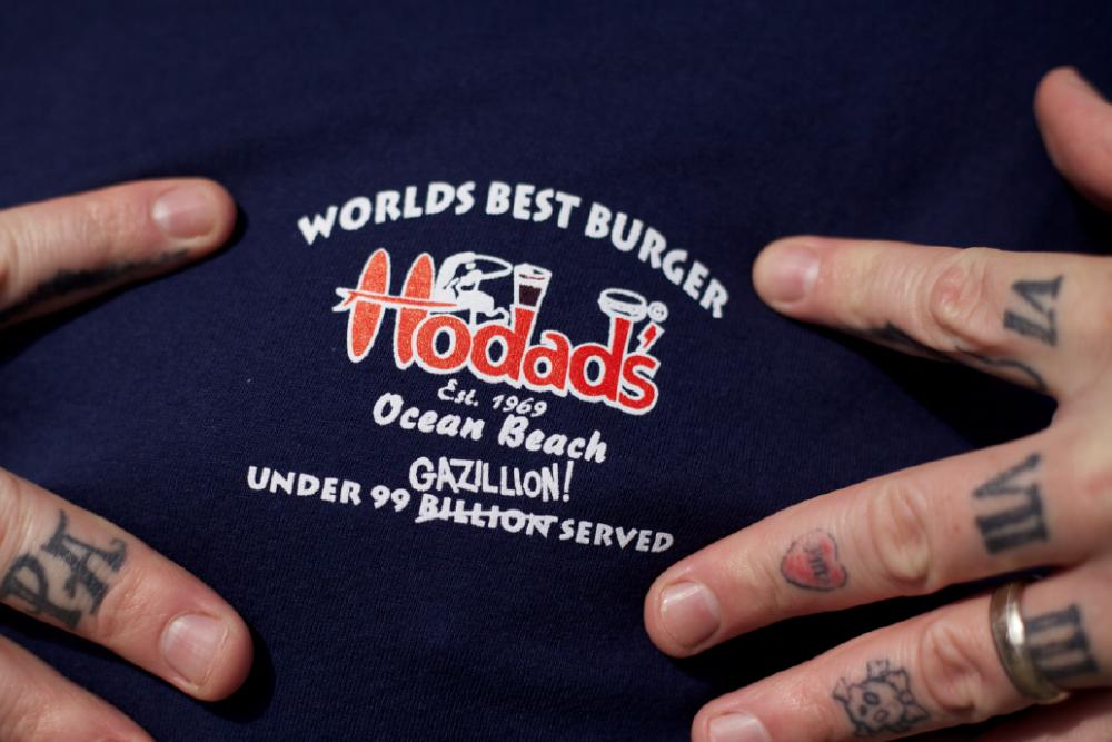 Hodad's Original Tshirt