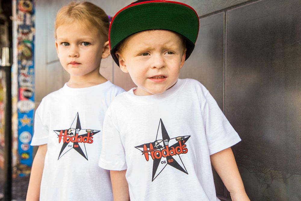 Hodads kids Tshirts