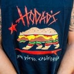 Hodad's San Diego T-Shirts