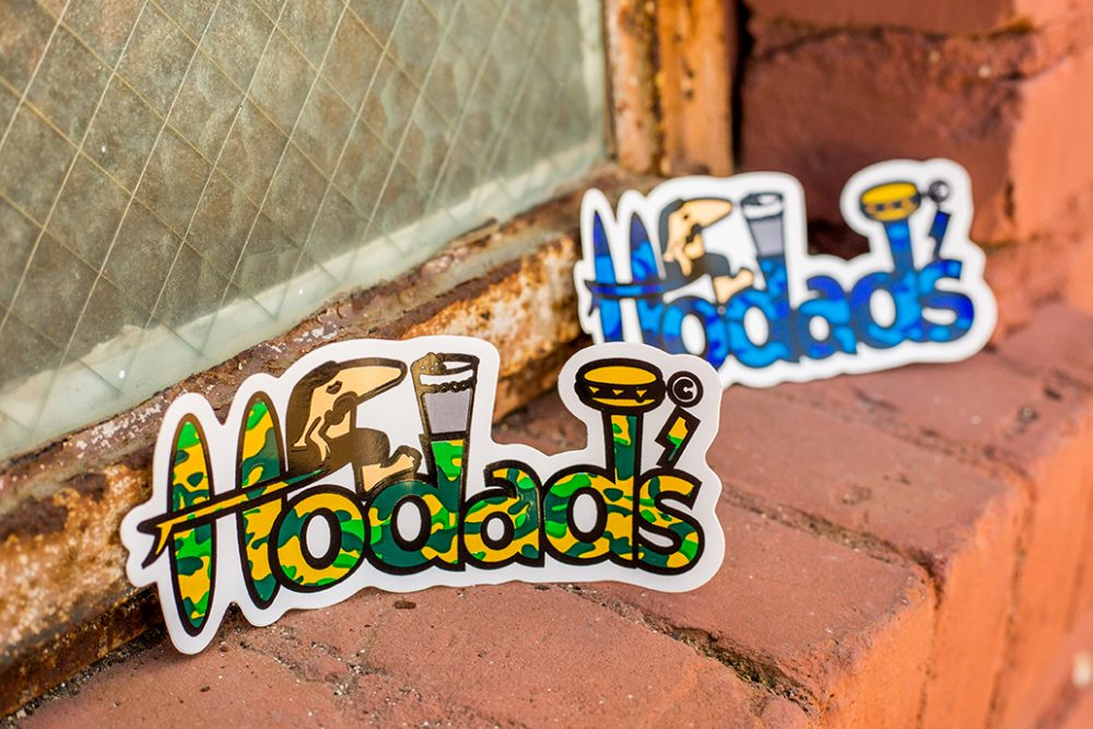 Hodads Stickers