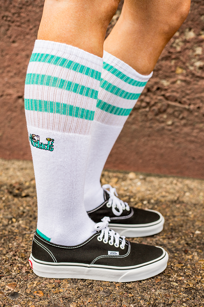 Hodads socks with Embroidered logo