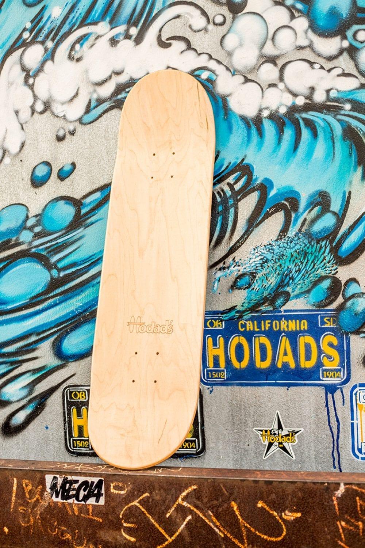 skateboard skatedeck hodads san diego burgers