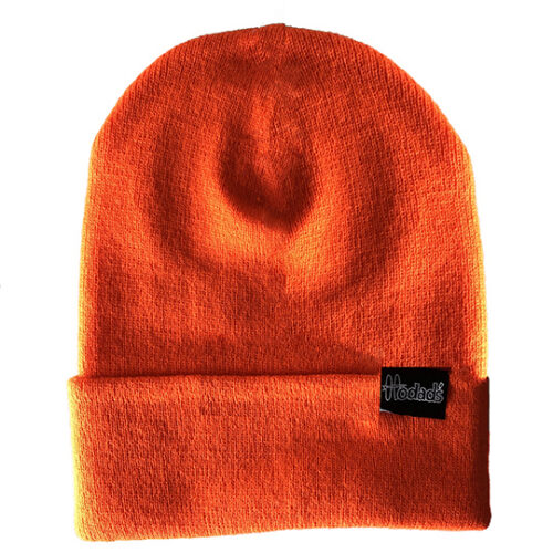 Hodads Beanie Safety orange