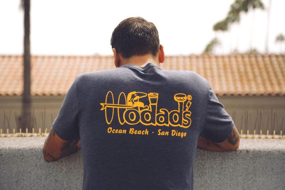 Hodads Ocean Beach San Diego T-shirt