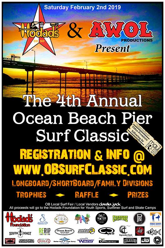 OB Surf Classic Flyer 2019