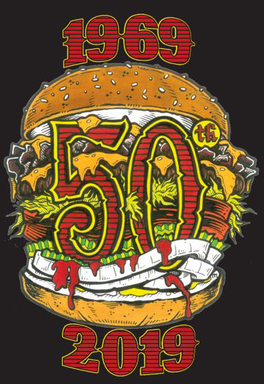 Hodad's 50th Anniversary Shirt