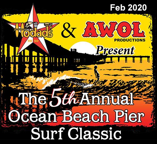 Hodads Ocean Beach Surf Classic