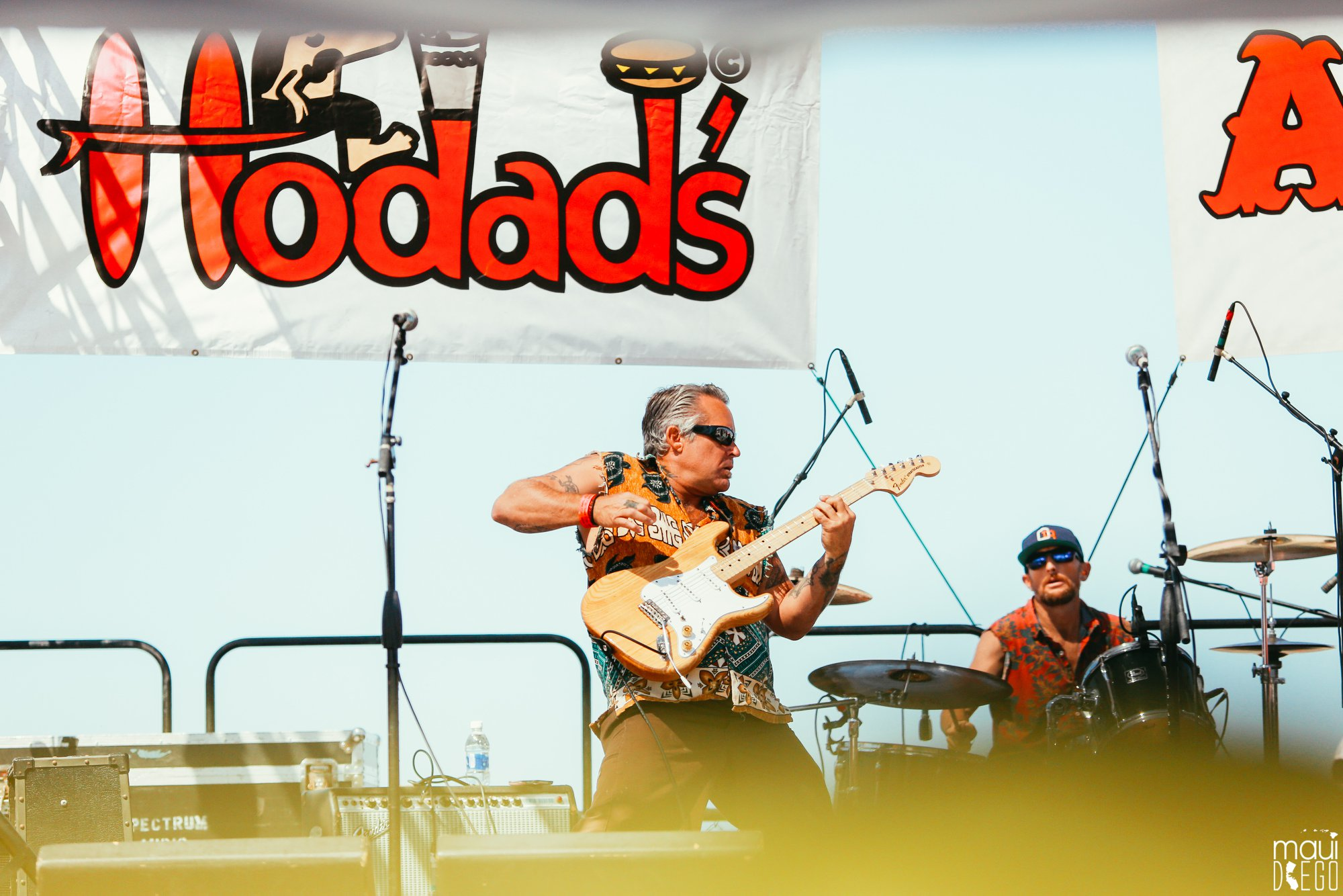 Hodads 50th Anniversary Bands