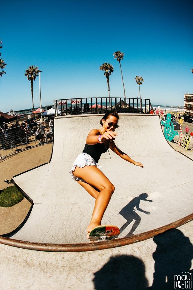 Hodads 50th Anniversary Girl Skate