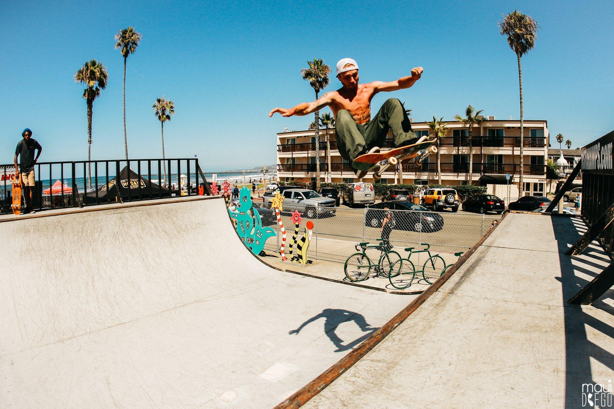 Hodads 50th Anniversary Skate