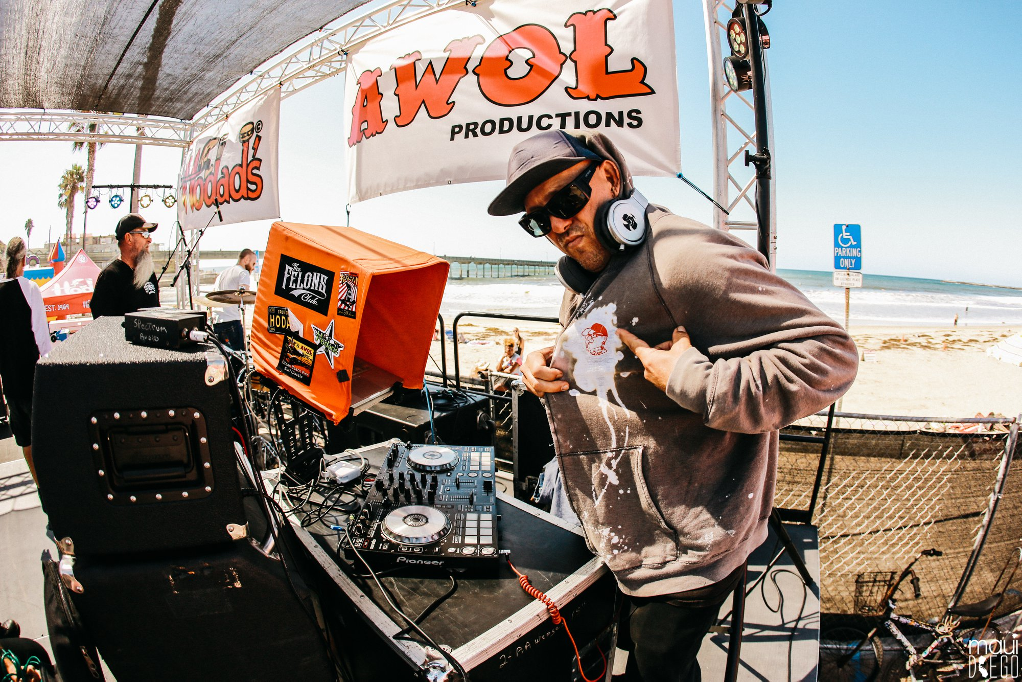 Hodads 50th Anniversary DJ Product