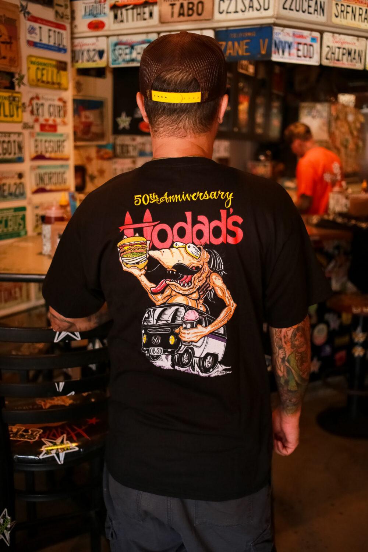 Hodads San Diego 50th Anniversary Shirt