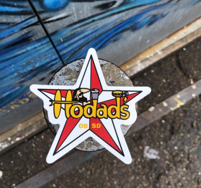 Hodads Stickers