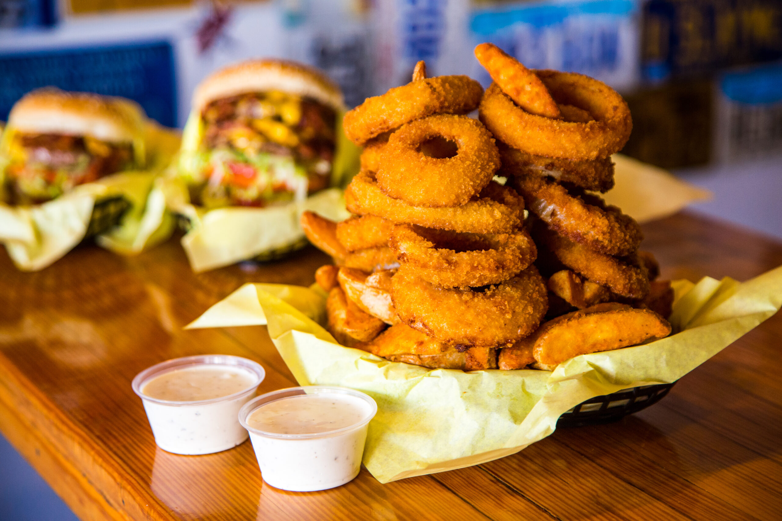 Hodads Onion Rings
