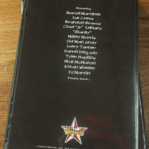 The Hodads Hamburger Video Back Cover