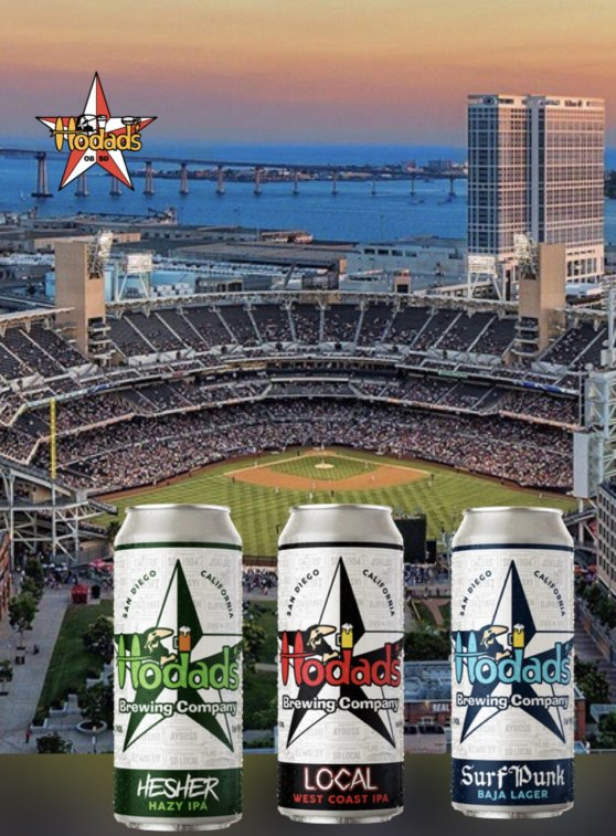 Hodads at Petco Park